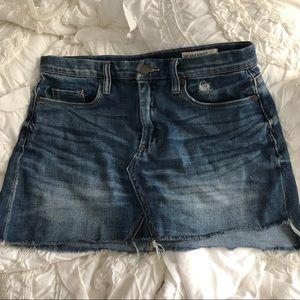 BLANKNYC denim mini skirt
